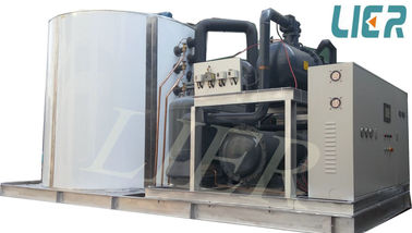 Cina Containerized High Capacity 40Ton Per Day Ice Maker Dengan Kompresor Bitzer pabrik