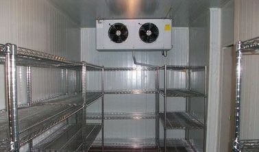 Cina Customized Container Cold Room PLC Control For Fish / Chicken / Meat pabrik