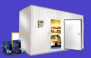 Cina Fire Resistant Temperature Controlled Storage Containers With CE / ISO / SGS pabrik