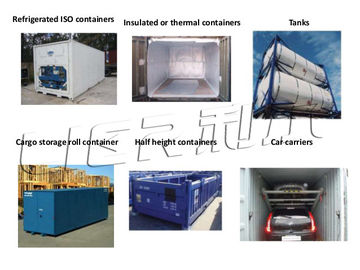 Cina Easy Operation Containerized Block Ice Machine Commercial 3P-380V-50HZ Distributor