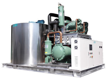 Cina LIER Large Capacity Ice Machine With Bitzer Compressor 30 Ton / Day Distributor